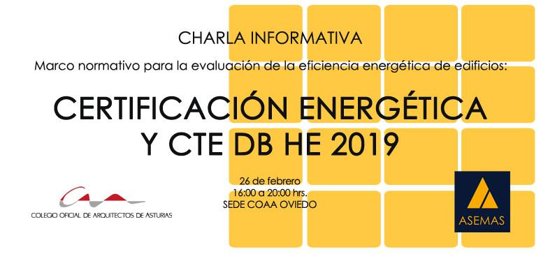 Jornada _Certificación_energética_CTE_DB_HE_2019