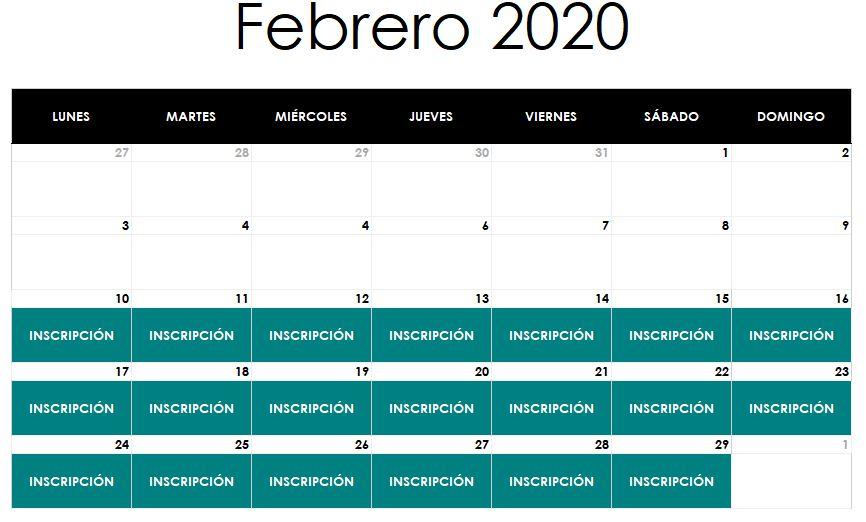 calendario premios asturias 1