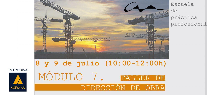 TALLER_DIRECCIÓN_OBRA