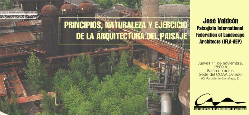 conferencia paisajismo