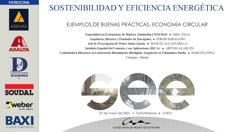 Jornadas Sostenibilidad y Eficiencia Energética 6: Economía Circular