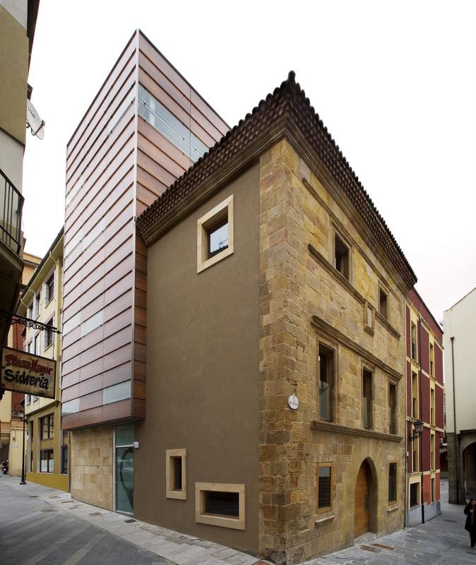 Sede COAA en Gijón