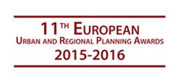 11 Premios Europeos de Planificación Urbana y Regional