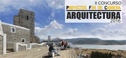 2º Concurso PFC Arquitectura ASEMAS 2016