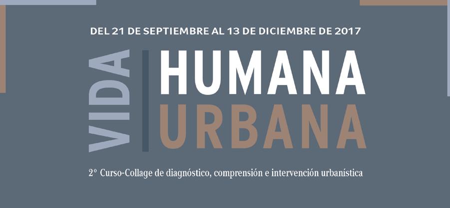 2º Curso-Collage de diagnóstico, comprensión e intervención urbanística