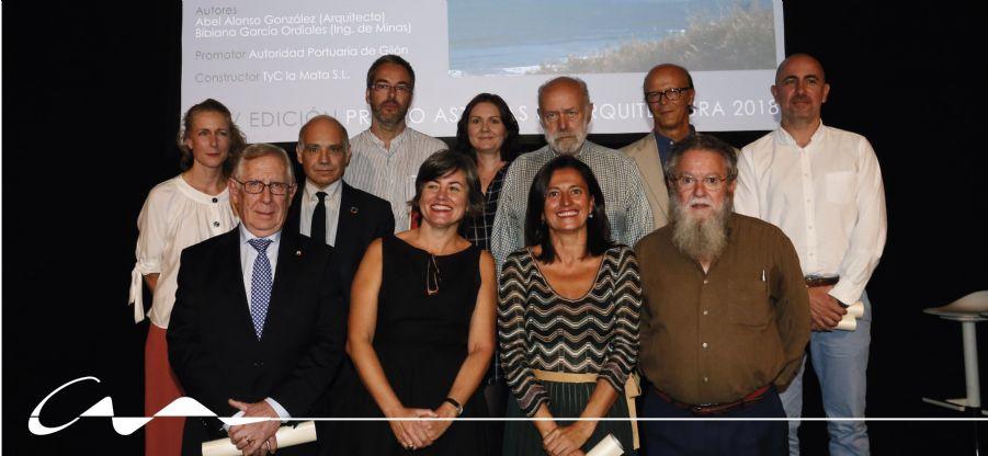 Foto de familia Premios Asturias