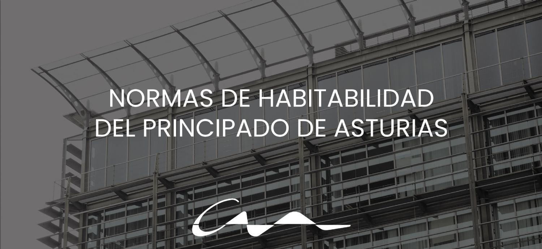 Aplicación de las normas de habitabilidad del Principado de Asturias