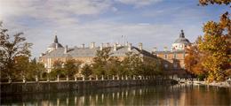 Acceso gratis al Palacio Real de Aranjuez