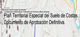 Aprobación Definitiva del Plan Especial Territorial de Suelo de Costas