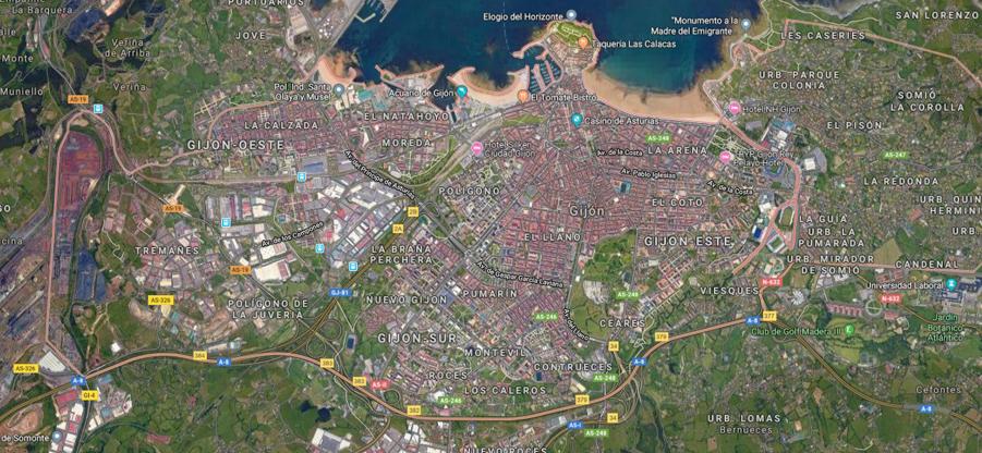Aprobación definitiva del PGO de Gijón