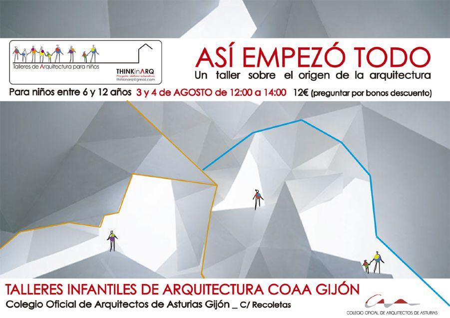 Talleres Infantiles de Arquitectura