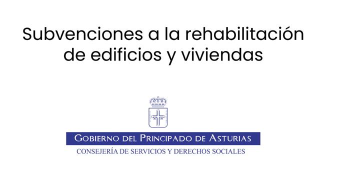 Ayudas para la rehabilitación de edificios y viviendas