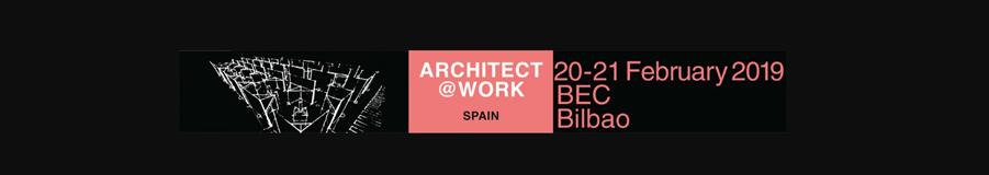 Bilbao acoge el ARCHITECT@WORK en 20 y 21 de febrero