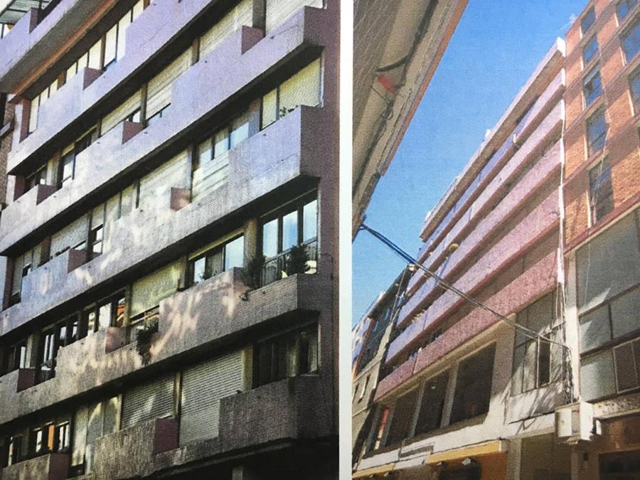 Bloque de viviendas en Alcalde Díaz Penedela, 4, Cangas del Narcea