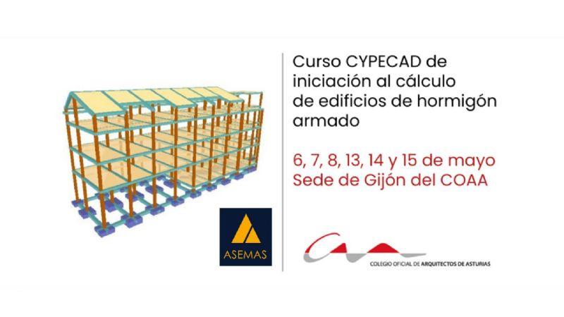 Curso CYPECAD de iniciación al cálculo de edificios de hormigón armado