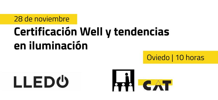 Charla Certificación Well y tendencias en iluminación