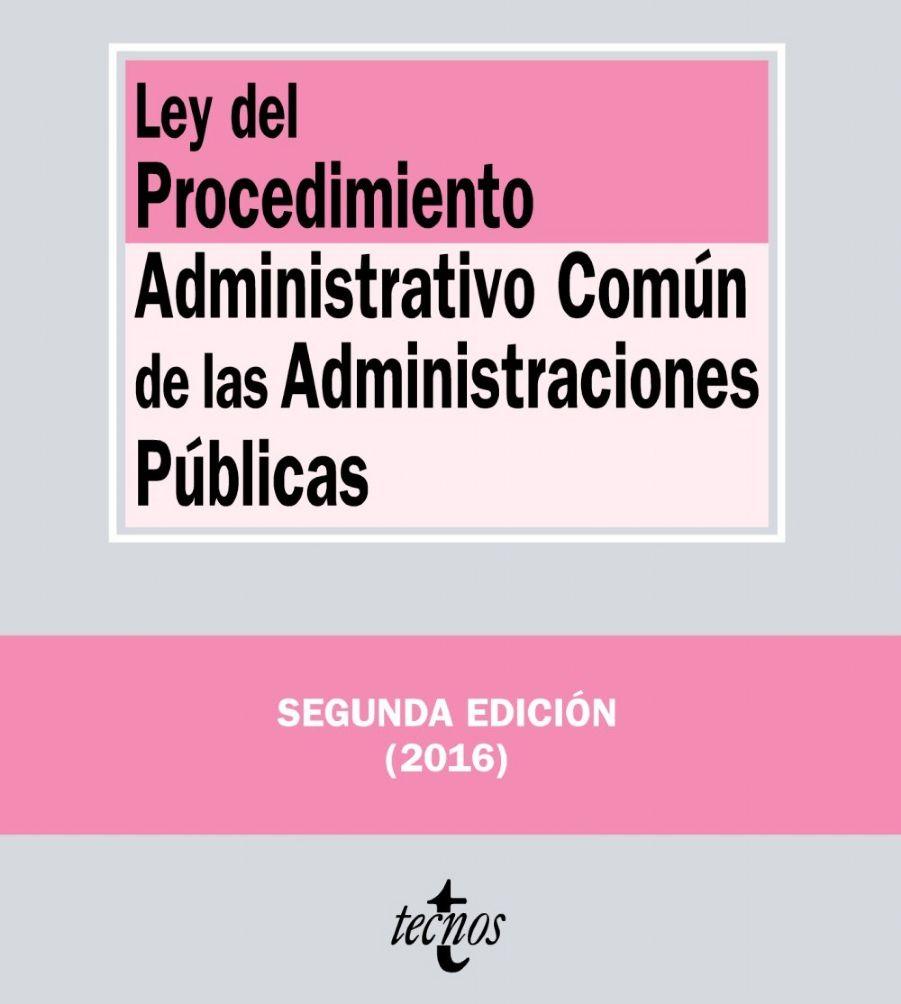 Charla acerca de la Ley del Procedimiento Administrativo Común
