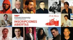 Ciclo de Conferencias TEDx Universidad de Oviedo