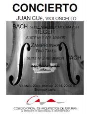Concierto Juan Cué