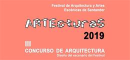 Concurso de ideas del festival ARTECTURAS de Santander