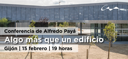 Conferencia de Alfredo Payá en el COAA