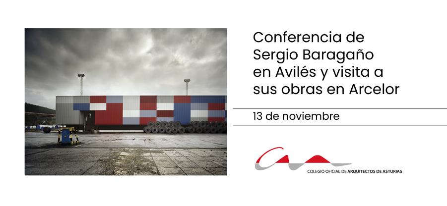 Conferencia de Sergio Baragaño en Avilés