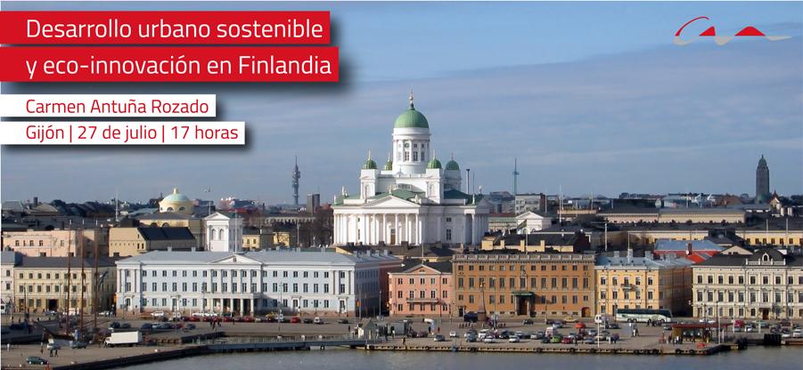 Conferencia sobre la eco-innovación en Finlandia
