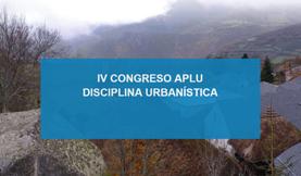 Congreso de disciplina urbanística en Santiago de Compostela