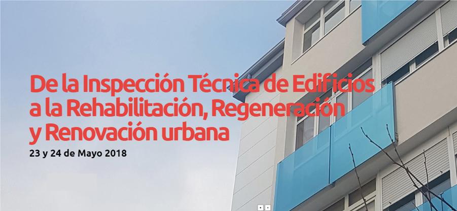 Congreso sobre los Informes de Evaluación de los Edificios en Burgos