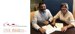 Convenio con el Colegio Oficial de Arquitectos de Cantabria