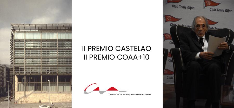 Convocados los premios Castelao y COAA+10
