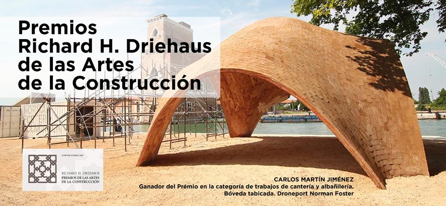 Convocados los premios Richard H. Driehaus de las Artes de la Construcción