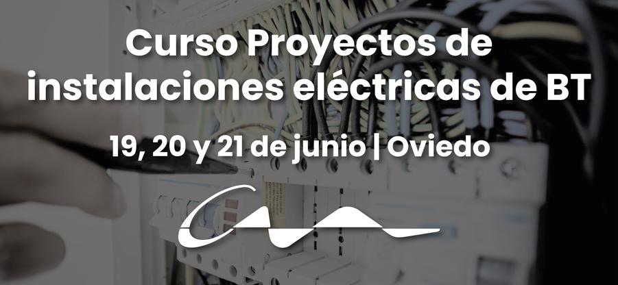 Curso Proyectos de instalaciones eléctricas de BT