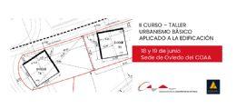 Curso Taller de urbanismo aplicado a la edificación