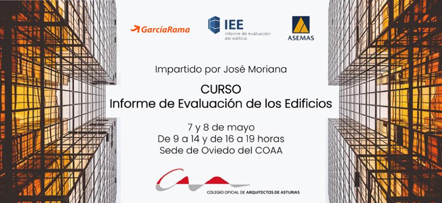 Curso sobre los Informes de Evaluación de los Edificios