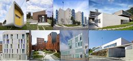 Visita a edificios premiados