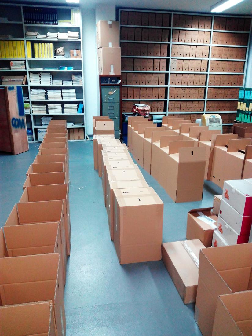 Donación de libros a bibliotecas públicas de Asturias