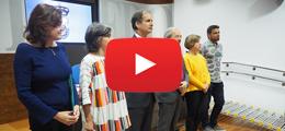 El COAA, en la presentación del Concurso de Ideas para el Bulevar de Santuyano