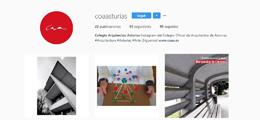 El COAA abre su perfil de Instagram