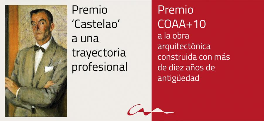 El COAA convoca los premios Castelao y COAA+10