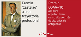 Ampliación de plazos para la inscripción en el premio COAA+10