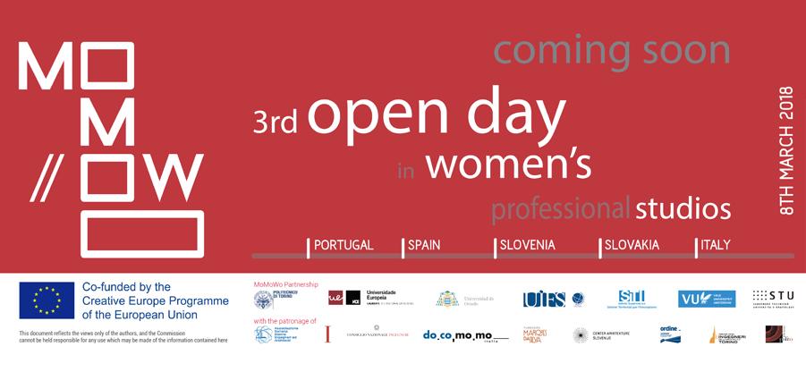 El COAA participará en la 3º edición del Open Day de MoMoWo