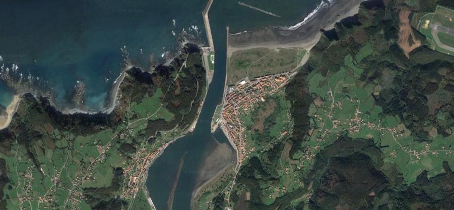 Impugnada la redacción del proyecto de la pasarela sobre el Nalón por excluir a los arquitectos