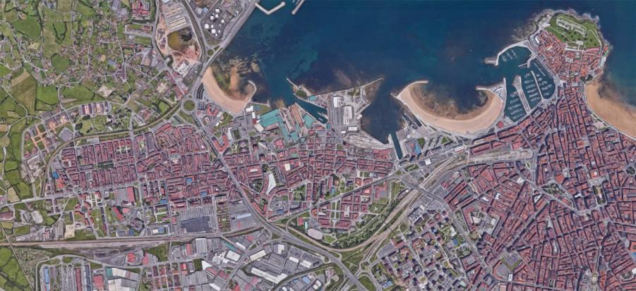 El COAA solicita una mirada integral para abordar el Plan de Vías de Gijón
