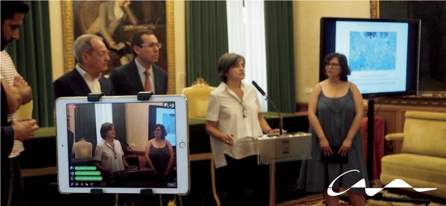 El COAA y el Ayuntamiento de Gijón presentan el Documento de Referencia del Plan de Regeneración Urbana de Gijón