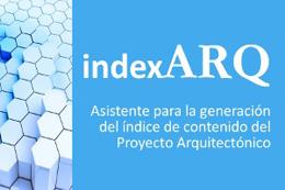 El CSCAE publica la herramienta indexARQ