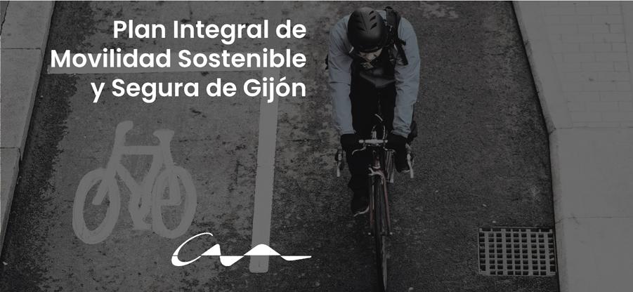 El Plan Integral de Movilidad Sostenible y Segura de Gijón a información pública