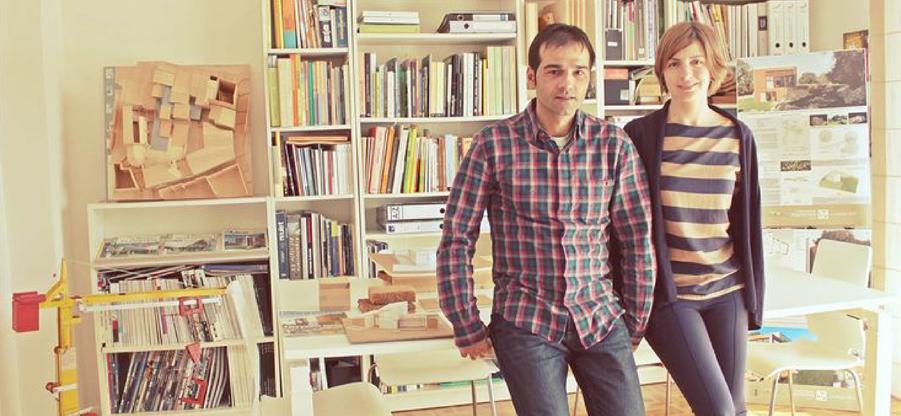 El estudio Duque y Zamora Arquitectos, Premio Emprendedor del Año