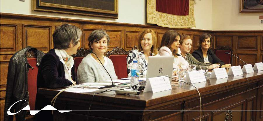 El urbanismo de género: conferencia en la Universidad de Oviedo