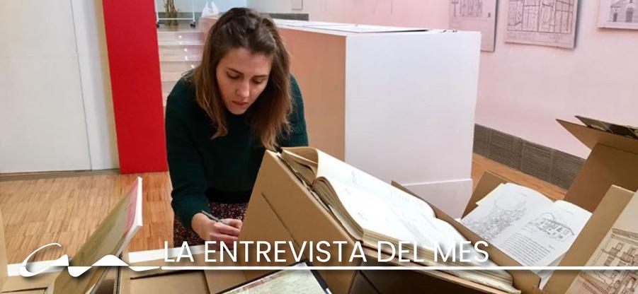 Entrevista a la arquitecta Teresa Pérez Rodríguez